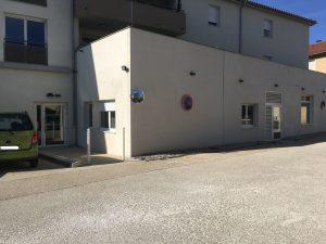 Photo extérieure de l'immeuble